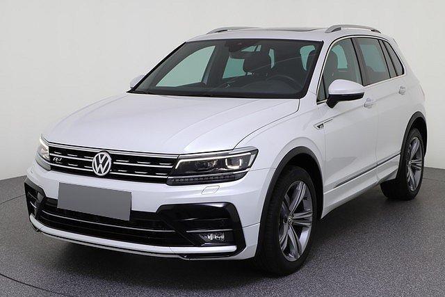 Volkswagen Tiguan - 2.0 TDI 4M DSG Highline R-Line LED ACC Kess