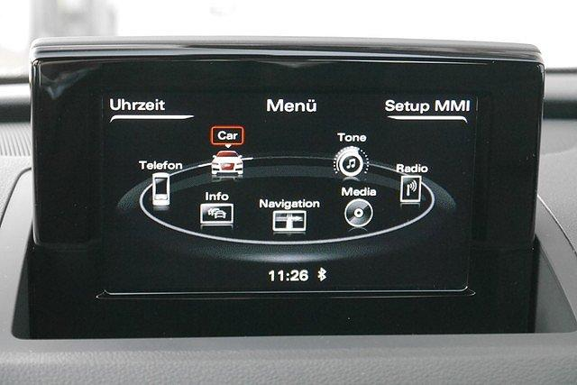 Audi Q3 2.0 TDI LED Navi