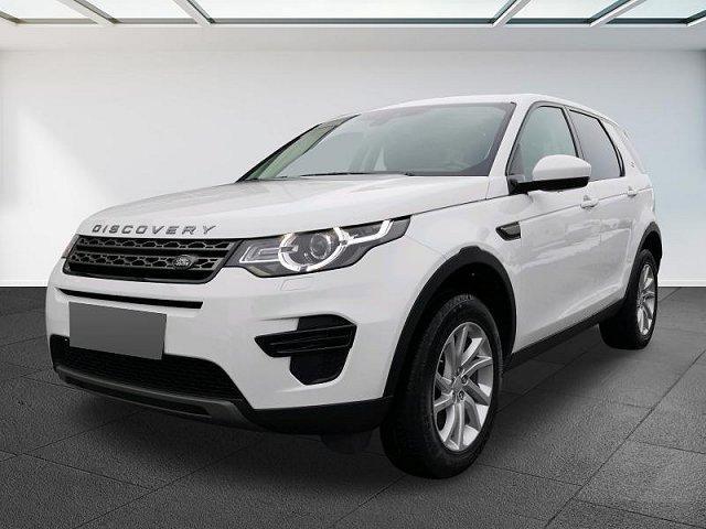 Land Rover Discovery Sport - TD4 Automatik 4WD SE Navigation Anhängerkupplung Rückfahrkamera Winterpaket