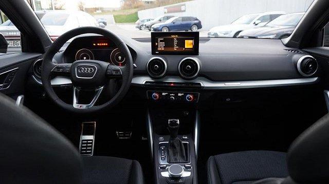 Audi Q2 S line 35 TFSI 110(150) kW(PS)