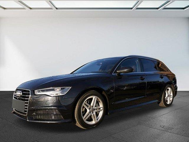 Audi A6 - Avant 3.0 TDI quattro tiptronic AHK Pano StHz Matrix Leder Head-up BOSE Navi Memory 360° 4 Zonen