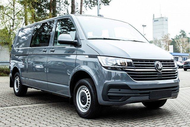 Volkswagen - T6 (T6.1)KASTEN PLUS/DOKA*5-SITZE*NAV/AHK/UPE51