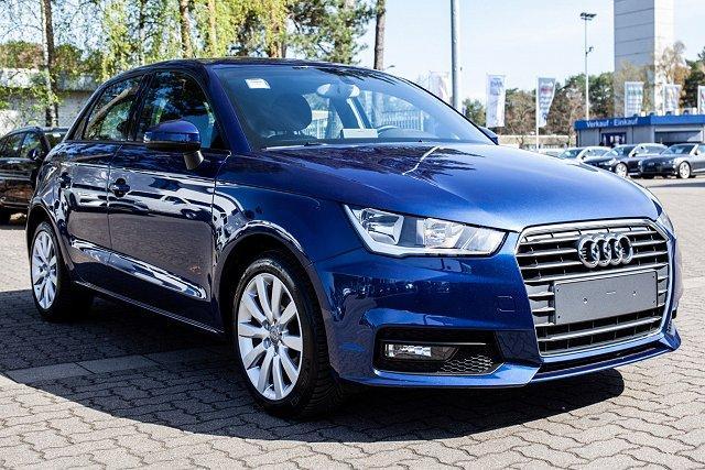 Audi A1 Sportback - 1.4 TDI ULTRA/16/SHZ/PDC/NAV