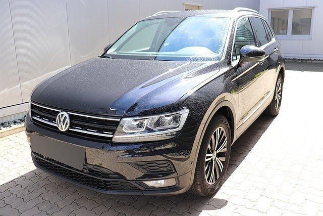 Volkswagen Tiguan - 1.4 TSI DSG 4M Sound Navi,LED,Active Info,L