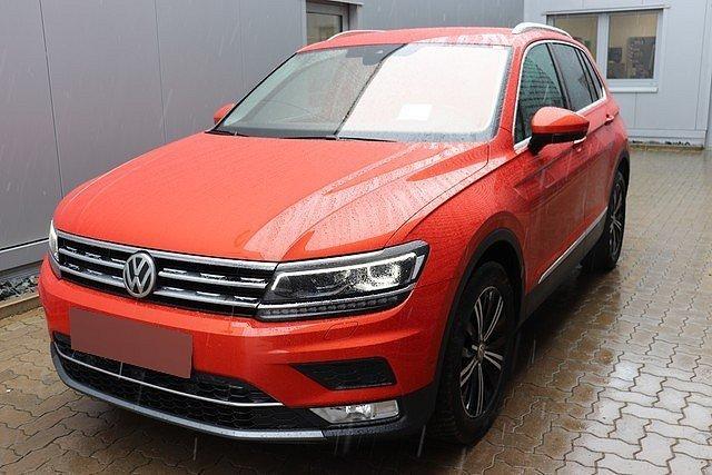 Volkswagen Tiguan - 2.0 TSI DSG 4Motion Highline LED,HUD,LM18