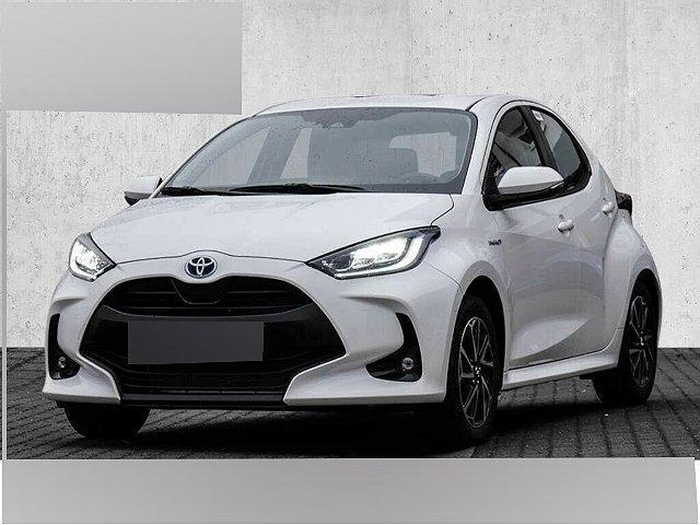 Toyota Yaris - Hybrid Club Neues Modell ACC Rückfahrkam. Fernlichtass. LED-Tagfahrlicht RDC Klima
