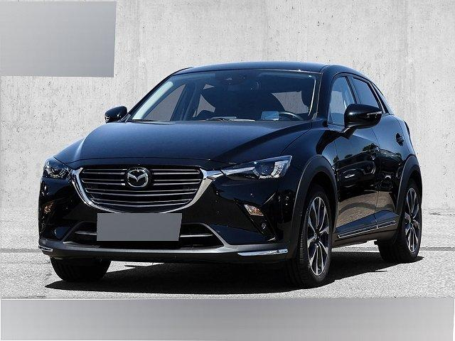 Mazda CX-3 - Sports-Line 2.0 SKYACTIV-G 121 6AG Technik Paket Navi 8 fach bereift LED Keyless