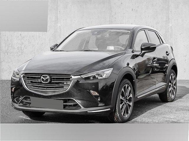 Mazda CX-3 - SKYACTIV-G 121FWD 6GS Selection DUK-P NAVI