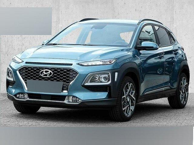 Hyundai Kona - 1.6 GDI DCT Hybrid Style Navi Klimaauto. Si