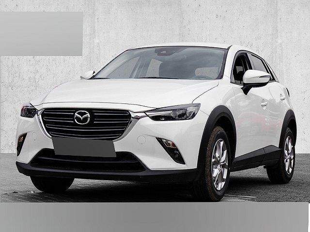 Mazda CX-3 - SKYACTIV-G 121 FWD Exclusive-Line