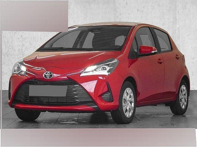 Toyota Yaris - 1.5 Dual-VVT-iE Comfort 5-Türer Connect Rückfahrkam. Fernlichtass. Multif.Lenkrad