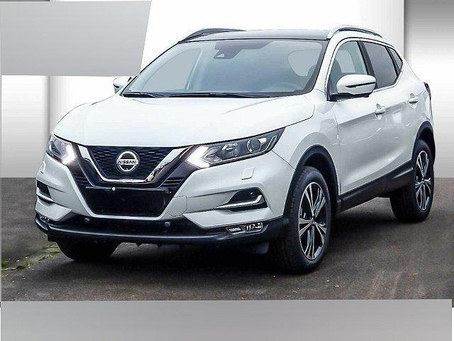 Nissan Qashqai - 1.3 DIG-T DCT Zama inkl. WKR 2020 Navi Panorama Fernlichtass. PDCv+h LED-Tagfahrlicht