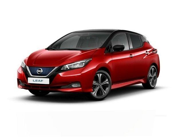 Nissan Leaf - 40 kWh Tekna Bicolor Rot Schwarz, ProPilot