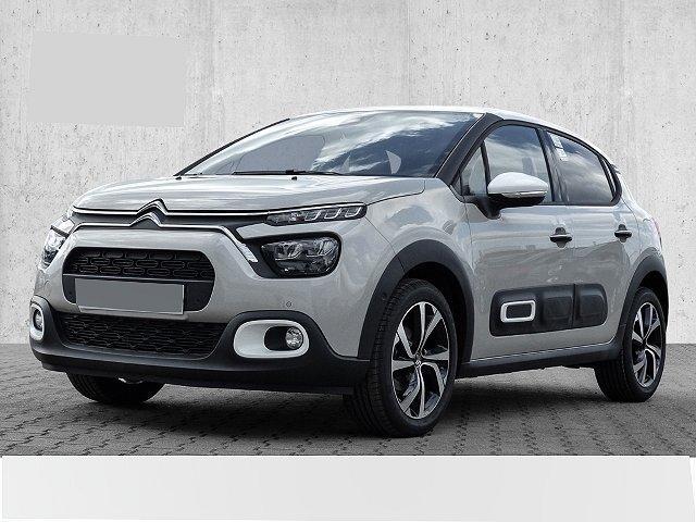 Citroën C3 - Pure Tech 110 SS FEEL PACK Sitzh. Parksens. hinten
