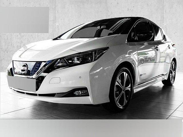 Nissan Leaf - 40 kWh N-Connecta Winterpaket Bicolor Weiß