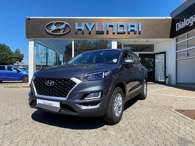 Hyundai Tucson - Select 5 JAHRE GARANTIE DEUTSCHE AUSFÜHRUNG KLIMAAUTO BLUETOOTH