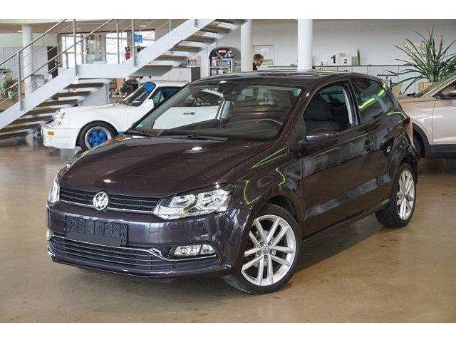 Volkswagen Polo - Highline 1.2 TSI Klimaaut SHZ PDC Tempomat