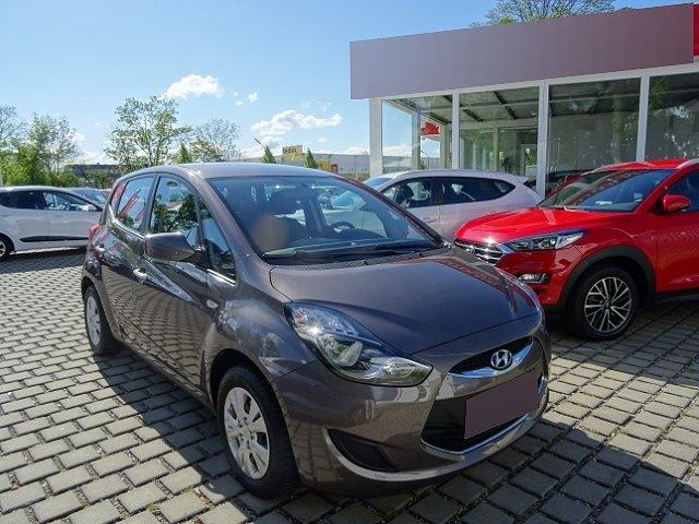 Hyundai ix20 - blue Trend 1.6 +SITZHEIZUNG+PDC+KLIMAAUTOMATIK+ANHÄNGERKUPPLUNG+TEMPOMAT+BLUETOOTH