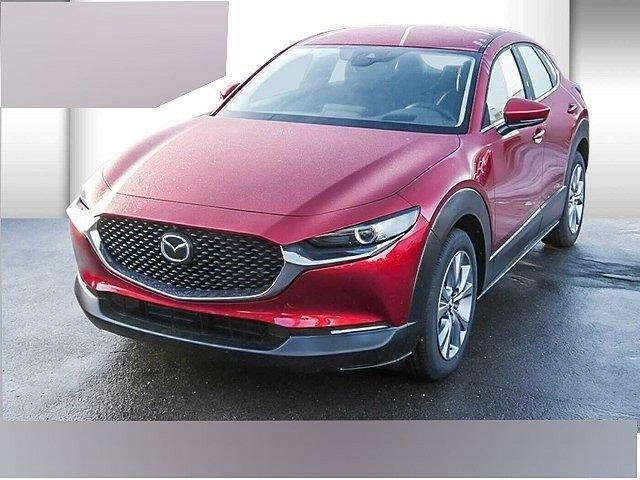 Mazda CX-30 - SKYACTIV-G 2.0 M-Hybrid AWD 6GS SELECTION LEDER-S ACT-P