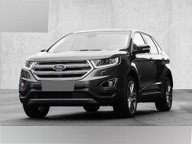 Ford Edge - Titanium 4x4 210PS Bi-Turbo LED Navi 20 Zoll Klimasitze ACC AHK