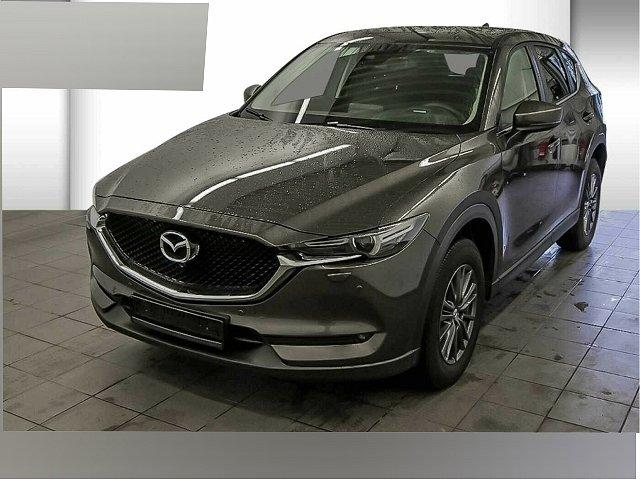 Mazda CX-5 - SKYACTIV-G 165 FWD Exclusive-Line Navi i-Activ LED 360Kamera