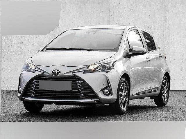 Toyota Yaris - 1.5 VVT-i Y20 Team D Einparkhilfe Apple Ca Rückfahrkam. Fernlichtass. PDCv+h LED-Tagfahrlicht