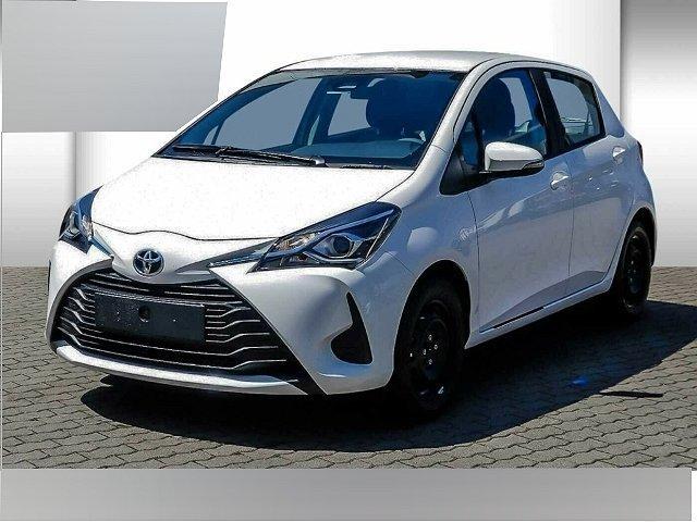 Toyota Yaris - Comfort 1.0 69PS 5-Türer Rückfahrkam. Fernlichtass. Multif.Lenkrad NR Klima ESP