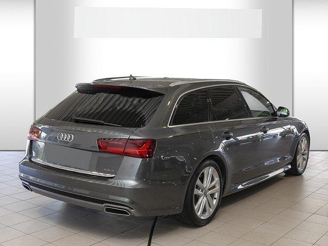 Audi A6 allroad quattro 3.0 TDI S line*Leder*LED*Navi*Rückfahrkam.*El. Heckklappe