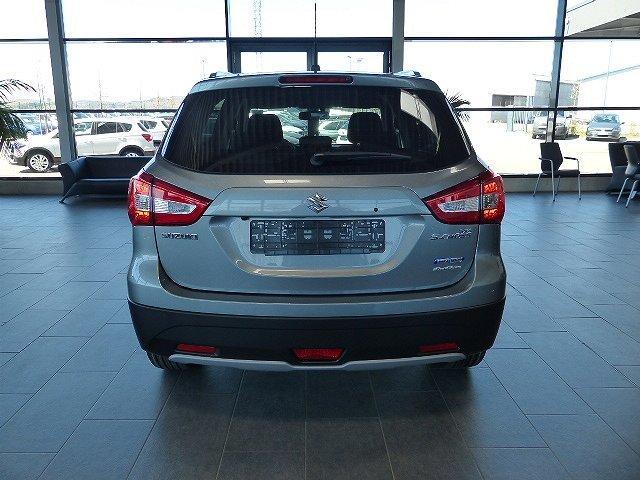 Suzuki SX4 S-Cross - 1.4 Automatik 4WD SOFORT Navi LED Kamera ACC Sitzh. Alu17'' uvm
