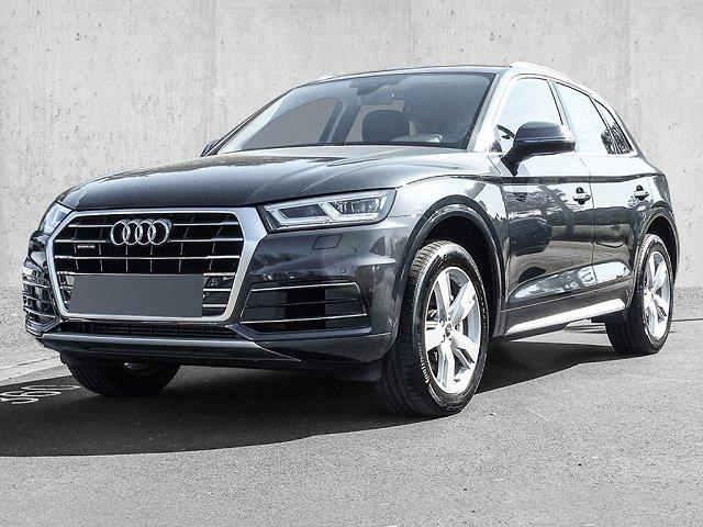 Audi Q5 - 3.0 TDI quattro S tronic design NAVI LED ALU