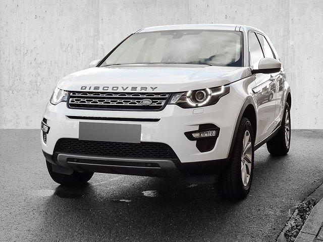 Land Rover Discovery Sport - 2.0 TD4 SE Comand Allrad Navi