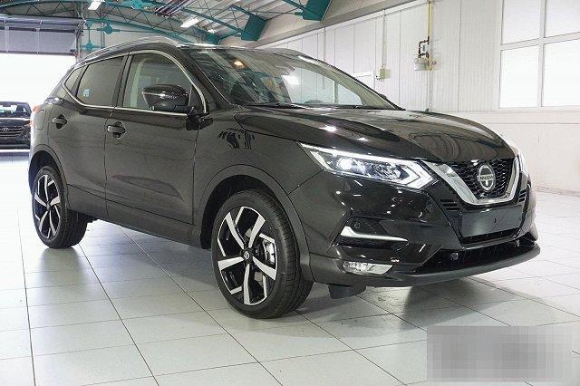 Nissan Qashqai - 1,3 DIG-T DCT AUTO. AKARI NAVI WINTER LEDER LM19 LED PANORAMA