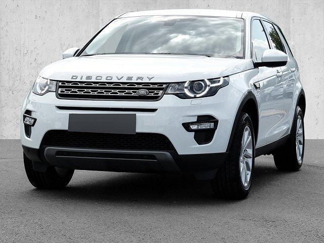 Land Rover Discovery Sport - 2.0 TD4 SE Start/Stopp (EURO 6)