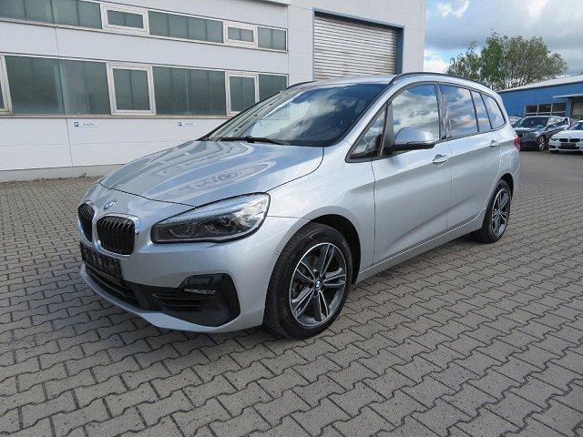 BMW 2er Gran Tourer - 216 i Sport Line*Navi*7Sitze*Kamera*