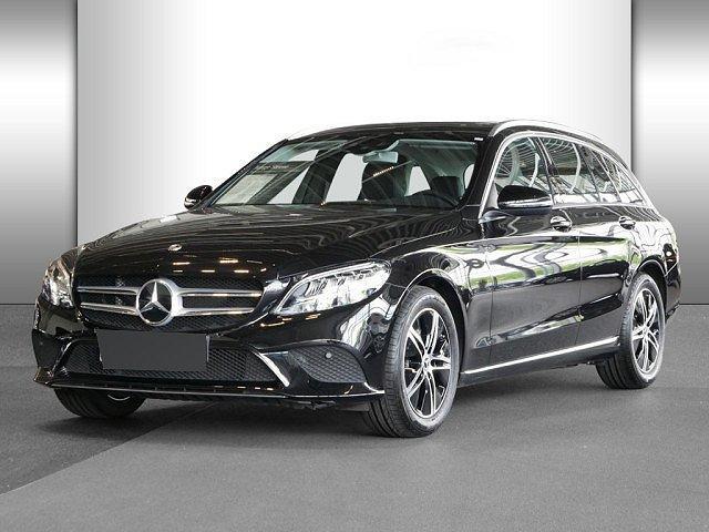 Mercedes-Benz C-Klasse - C 180 T Avantgarde Navi Kamera Spur-Totw. LED+