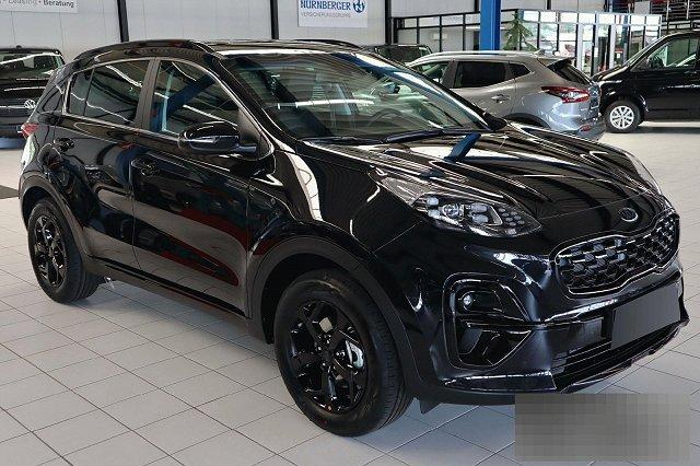 Kia Sportage - 1,6 T-GDI 4WD DCT7 BLACK EDITION MJ21 PREMIUM
