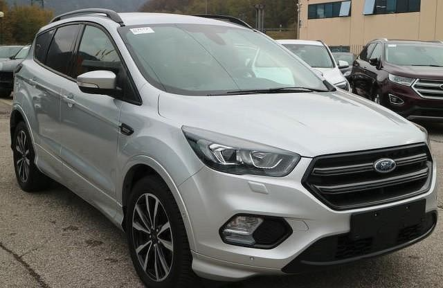 Ford Kuga - 2.0TDCi ST Line Powershift 4WD SS 180PS N...