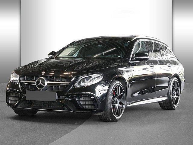 Mercedes-Benz E-Klasse - E 63 AMG S T 4M+ Perf.Abgas AHK Standhz. HUD Pan