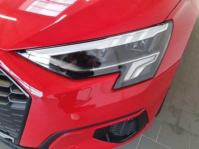 Audi A3 35 1.5 TFSI Sportback advanced MHEV (EURO 6d)
