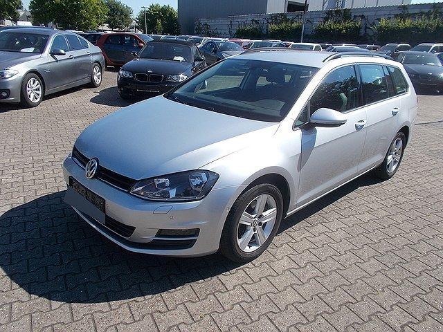 Volkswagen Golf Variant - 2.0 TDi Comfortl. Navi, zus. Winterräder