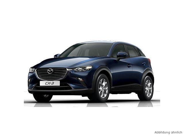 Mazda CX-3 - SKYACTIV-D 105 FWD Sports-Line Navi BOSE