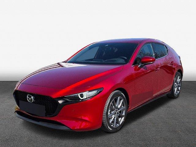 Mazda Mazda3 5-Türer - 3 SKYACTIV-G 2.0 M-Hybrid 150 SELECTION 110 kW, 5-türig