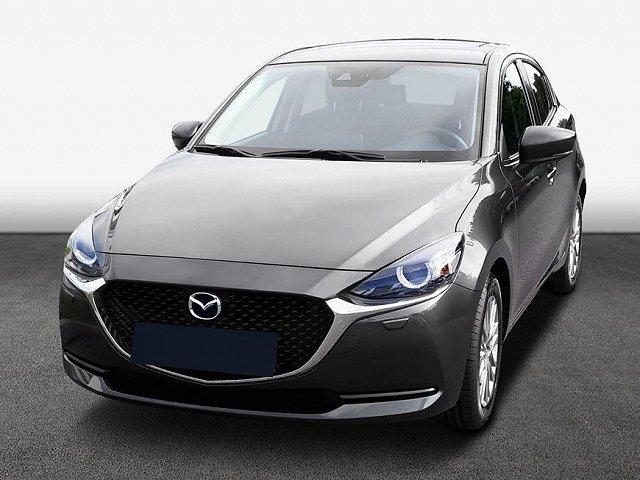 Mazda Mazda2 - 2 SKYACTIV-G 90 M HYBRID KIZOKU 66 kW, 5-türig