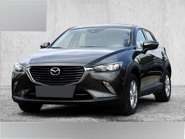 Mazda CX-3 - Center-Line 2.0 SKYACTIV-G 120 PDC Klimaautomatik AHK Keyless Rückfahrkam. Multif.Lenkrad
