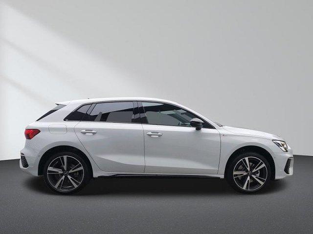 Audi A3 Sportback S line 40 TFSI e tronic HUD LED BO HYBRID