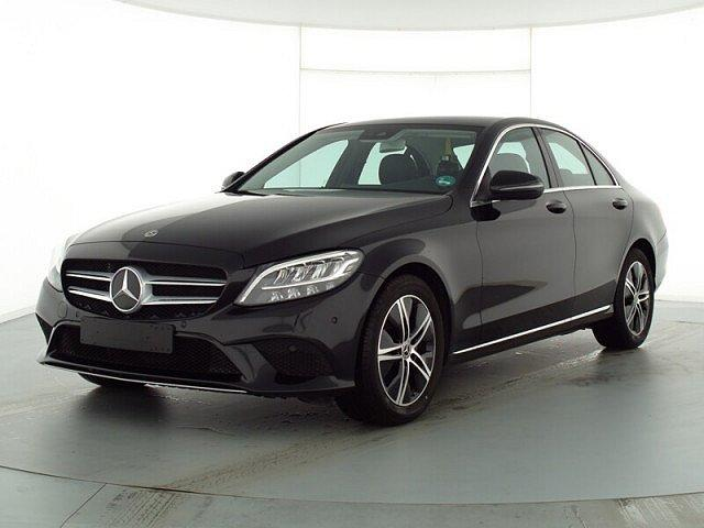 Mercedes-Benz C-Klasse - C 180 Avantgarde LED Navi Kamera Spurh.-Ass. Tot