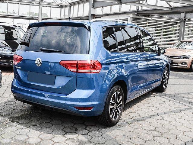 Volkswagen Touran - 2.0 TDI United Comfortline 7-Sitzer NAVI