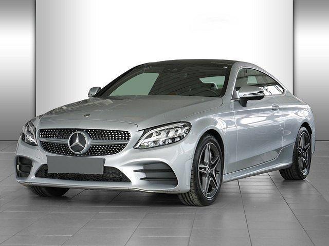 Mercedes-Benz C-Klasse - C 300 Coupé AMG Sport Pano LED DBC Navi Totw
