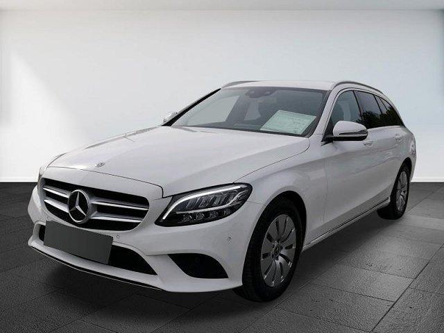 Mercedes-Benz C-Klasse - C 200 T 9G-TRONIC Avantgarde Navi AHK LED uvm.