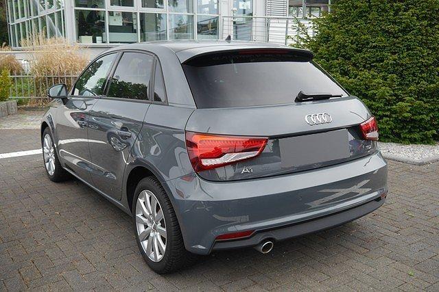 Audi A1 Sportback 1.6 TDI Sport Xenon Kessy Navi Media-